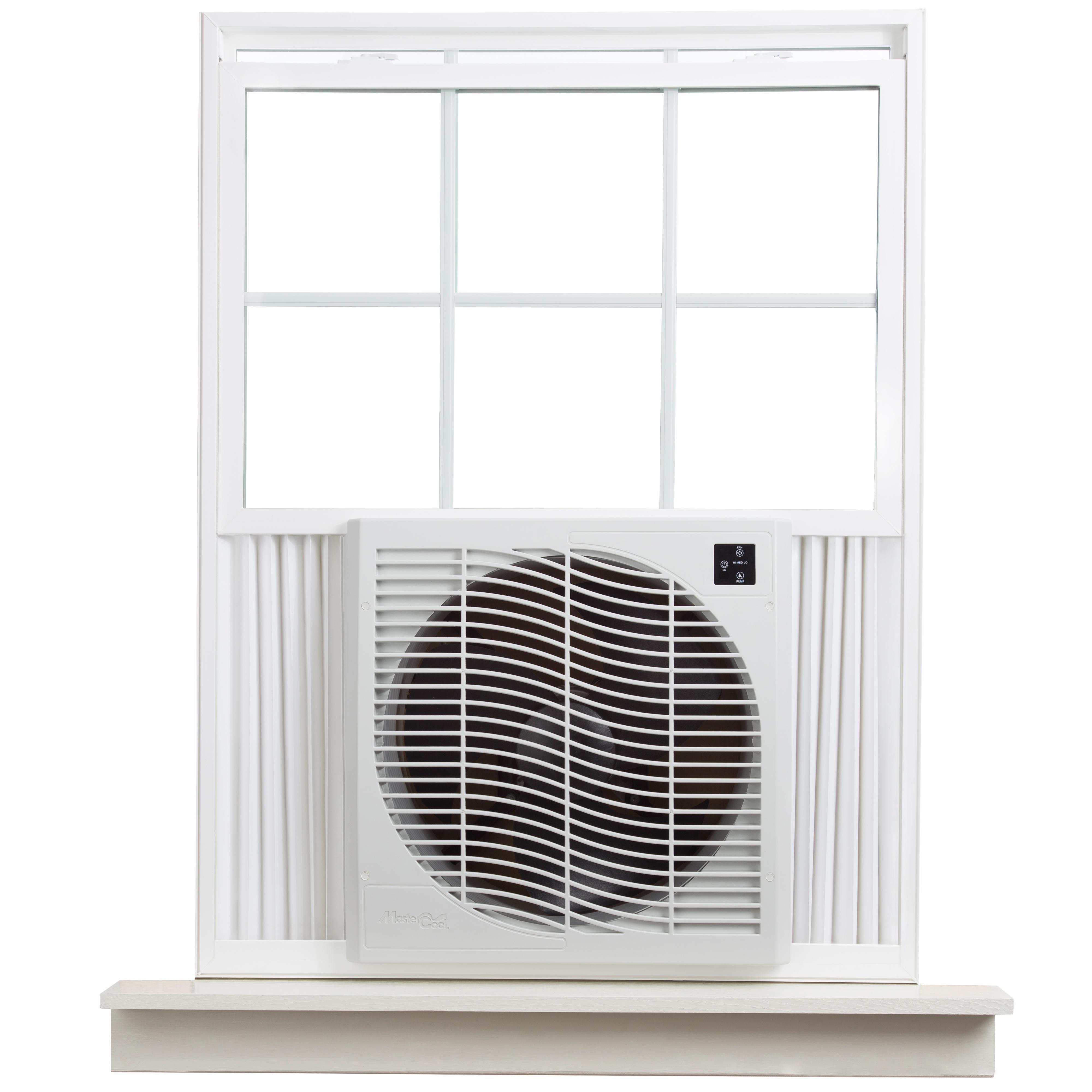 Amazon.com MCP44 Plastic Window Evaporative Cooler   #241D1D