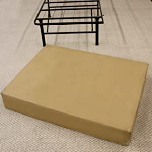 Hercules Platform Heavy Duty Metal Bed Frame/Mattress Foundation