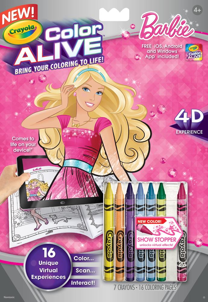 Amazon Crayola Color Alive