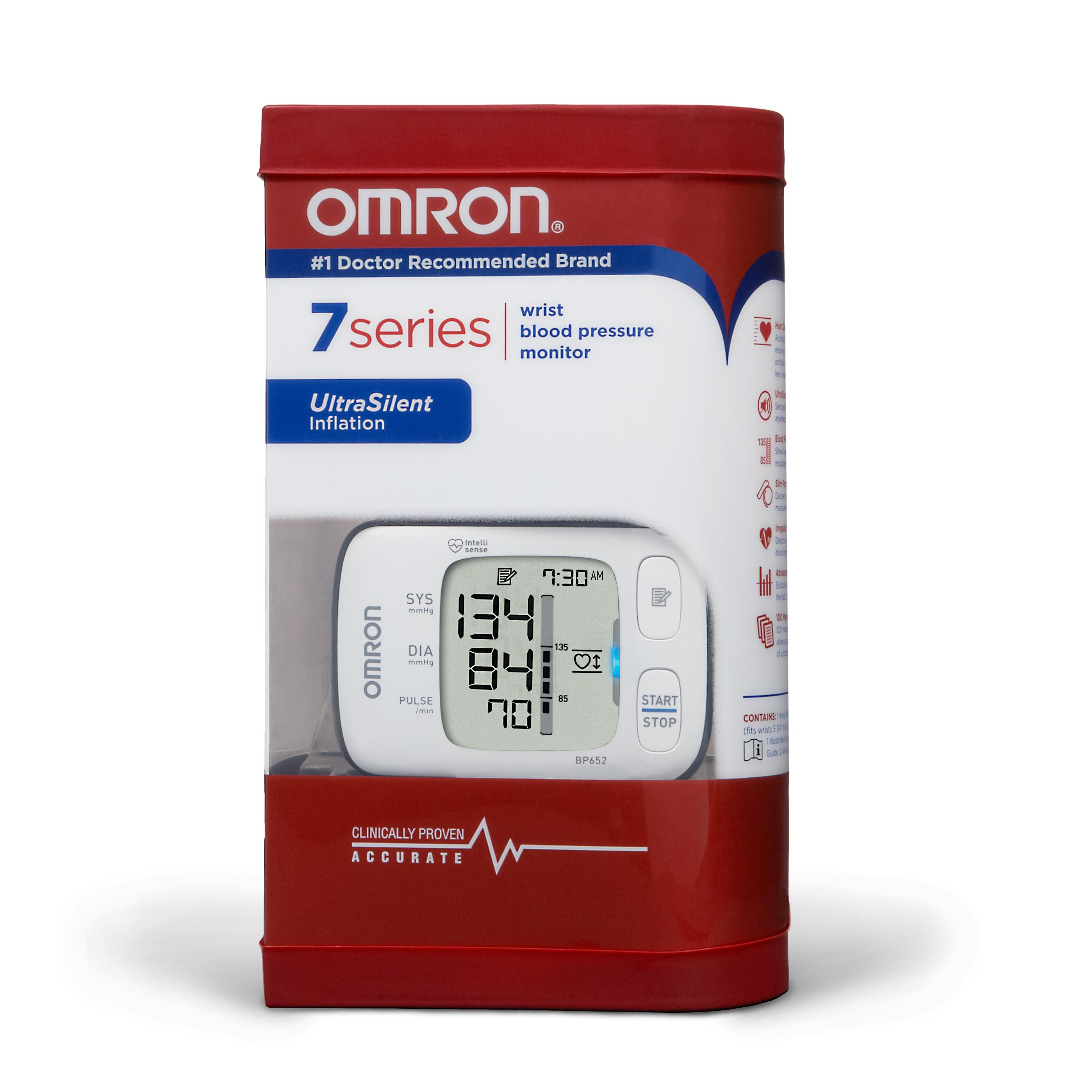 omron blood pressure machine manual