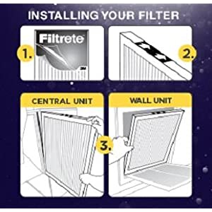 install your filter