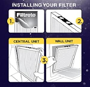 installing your filter
