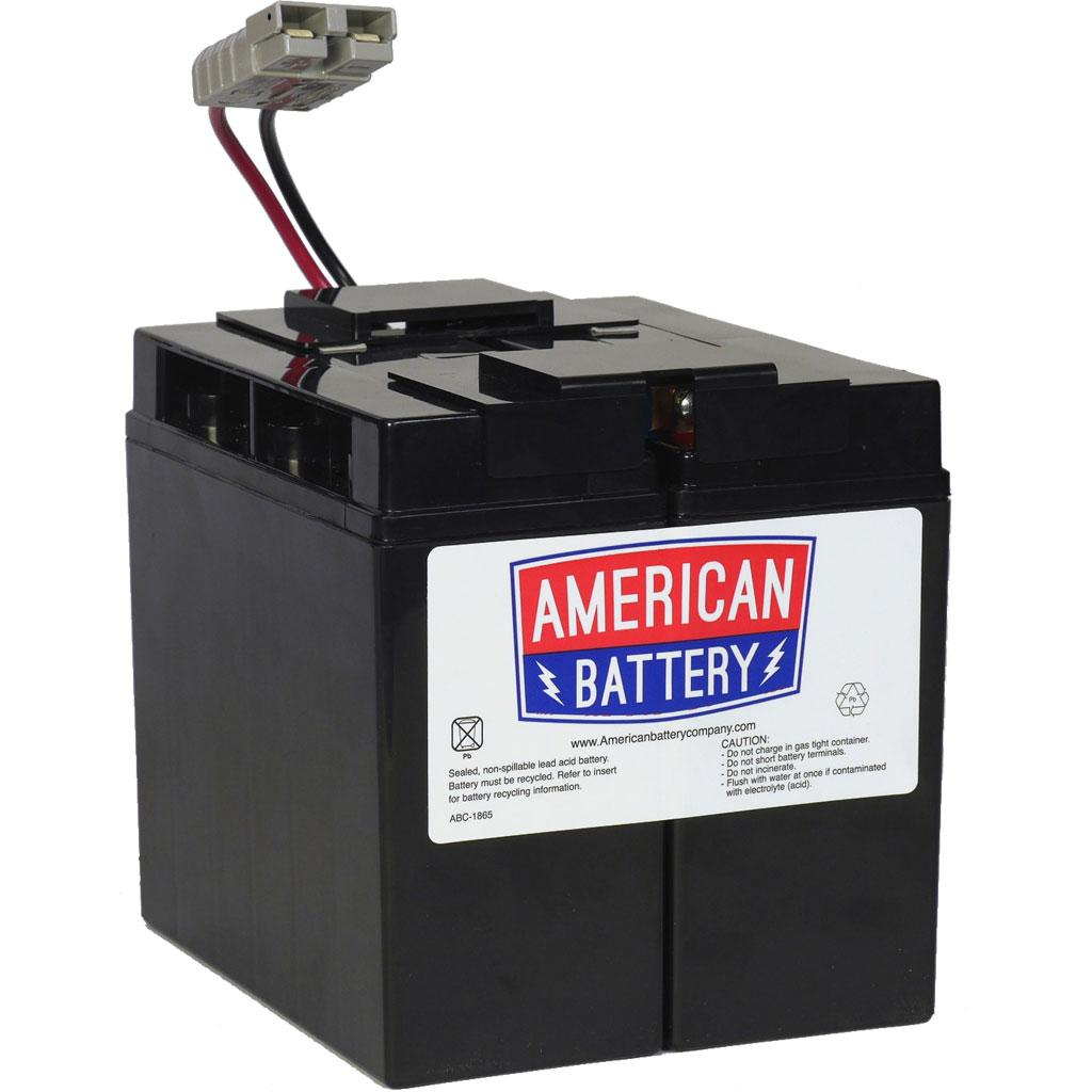 Rbc7 Battery For Use With Apc Ups Systems