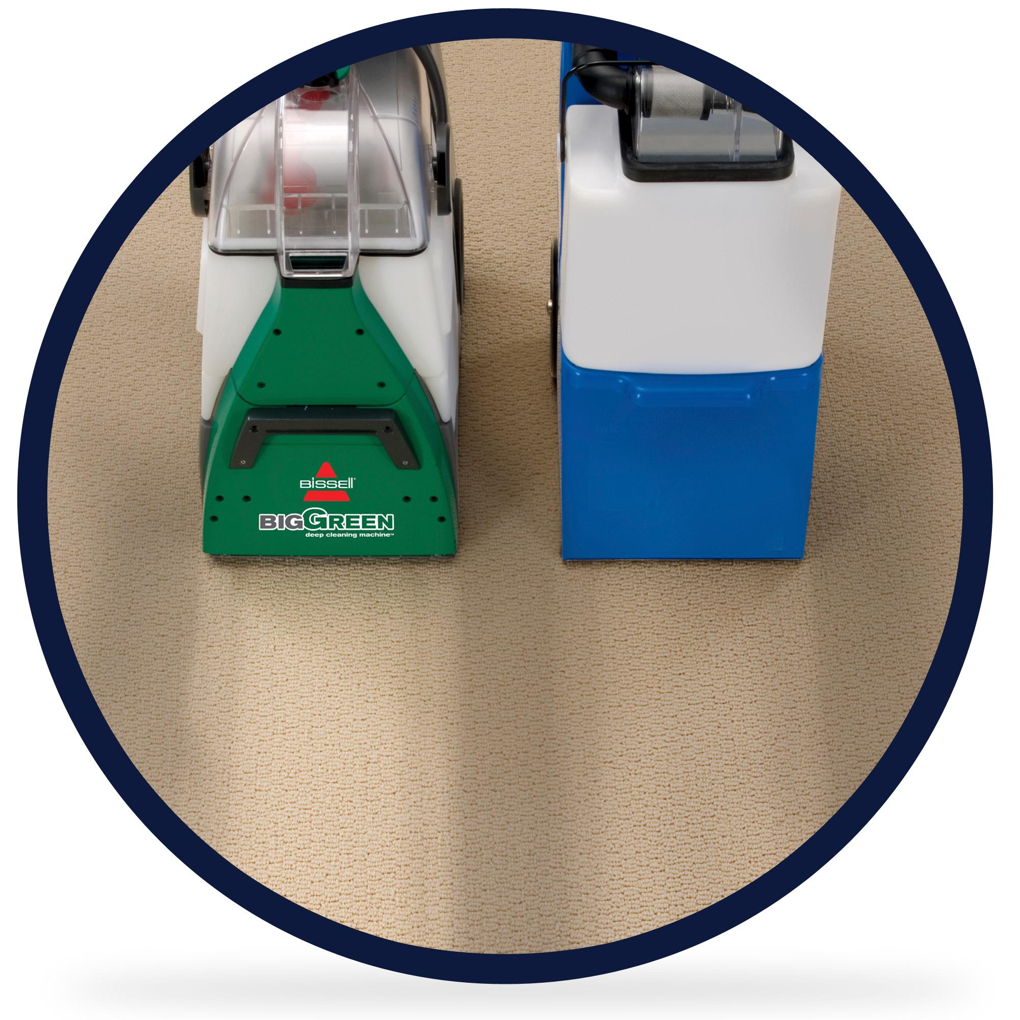 green machine carpet cleaner rental