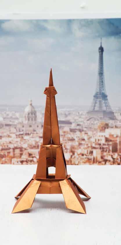 origami city fold more than 30 global landmarks origami