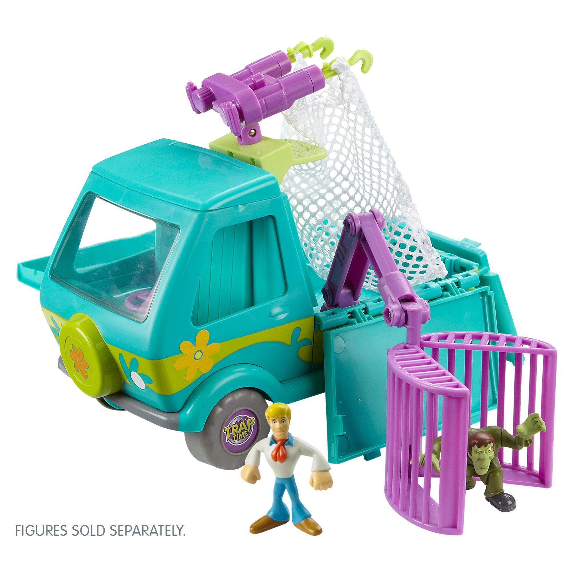 scooby doo traps car interior design
