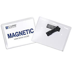 Magnetic Style Name Badge Kit