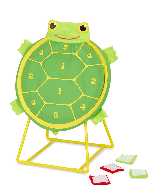 Amazon.com: Melissa & Doug Sunny Patch Tootle Turtle Target Game