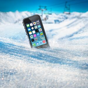 lifeproof iphone 5 5s fre case snow proof