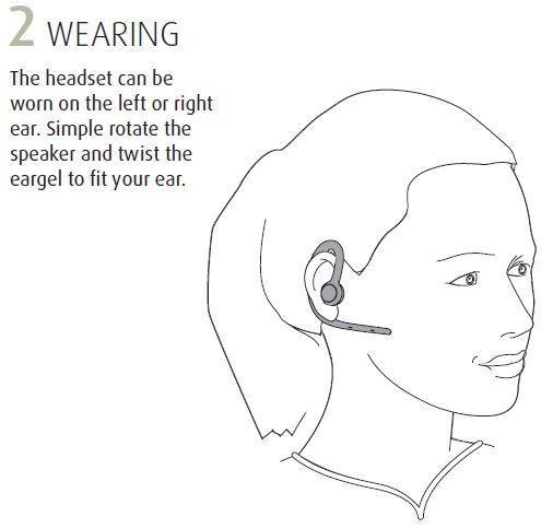 Rbt Technology Unveils Jabra Motion Nfc Supporting: Jabra Storm Bluetooth Headset