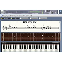 EarMaster Pro 6 new lessons, sight reading