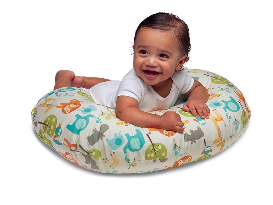 Amazon Com Boppy Pillow With Slipcover Park Hill