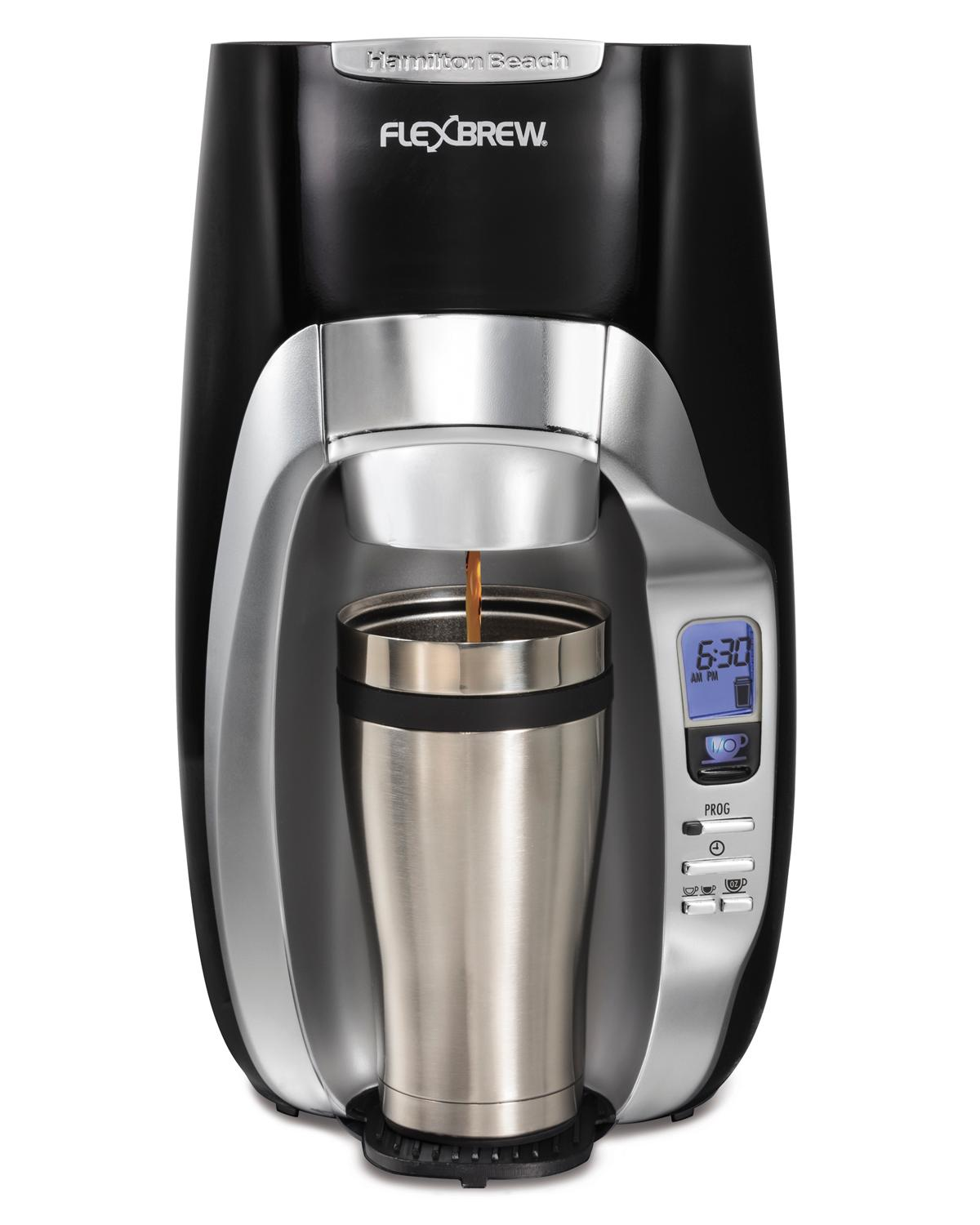Hamilton Beach 49996 Flexbrew Programmable
