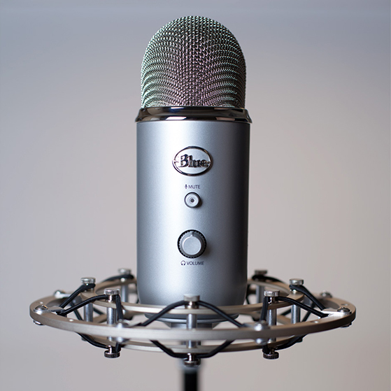 yeti mic and how to avoid feedback