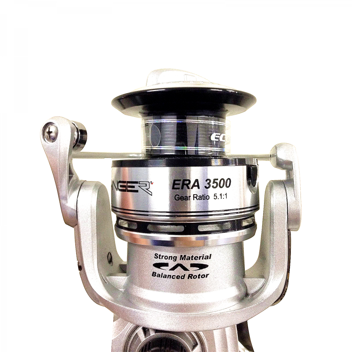 Ecooda fishing reel spinning fishing reel open face for Open face fishing rod
