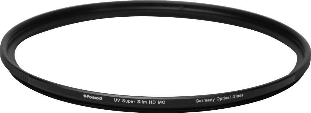 Polaroid PL-FILUVP72 Ultraviolet (UV) 72mm Black camera filter