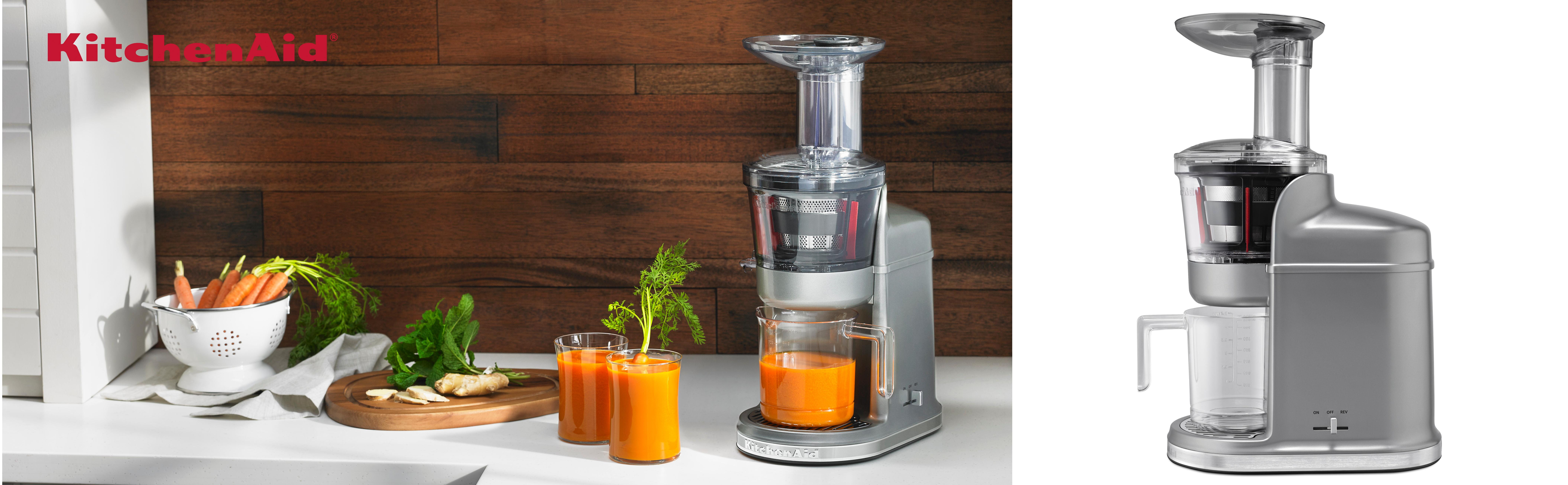Amazon.com: KitchenAid KvJ0111CU Maximum Extraction Juicer ...