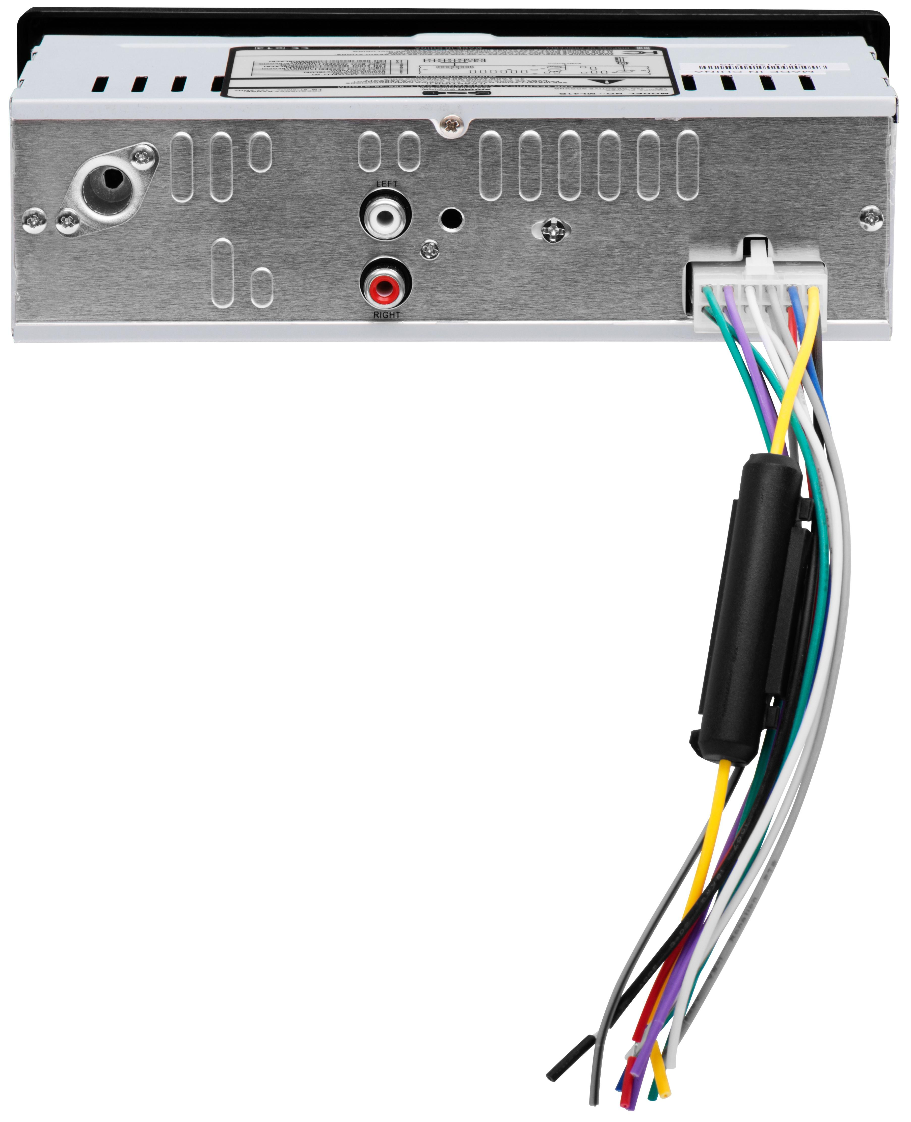 Xo Vision Xod1752bt Wiring Diagram