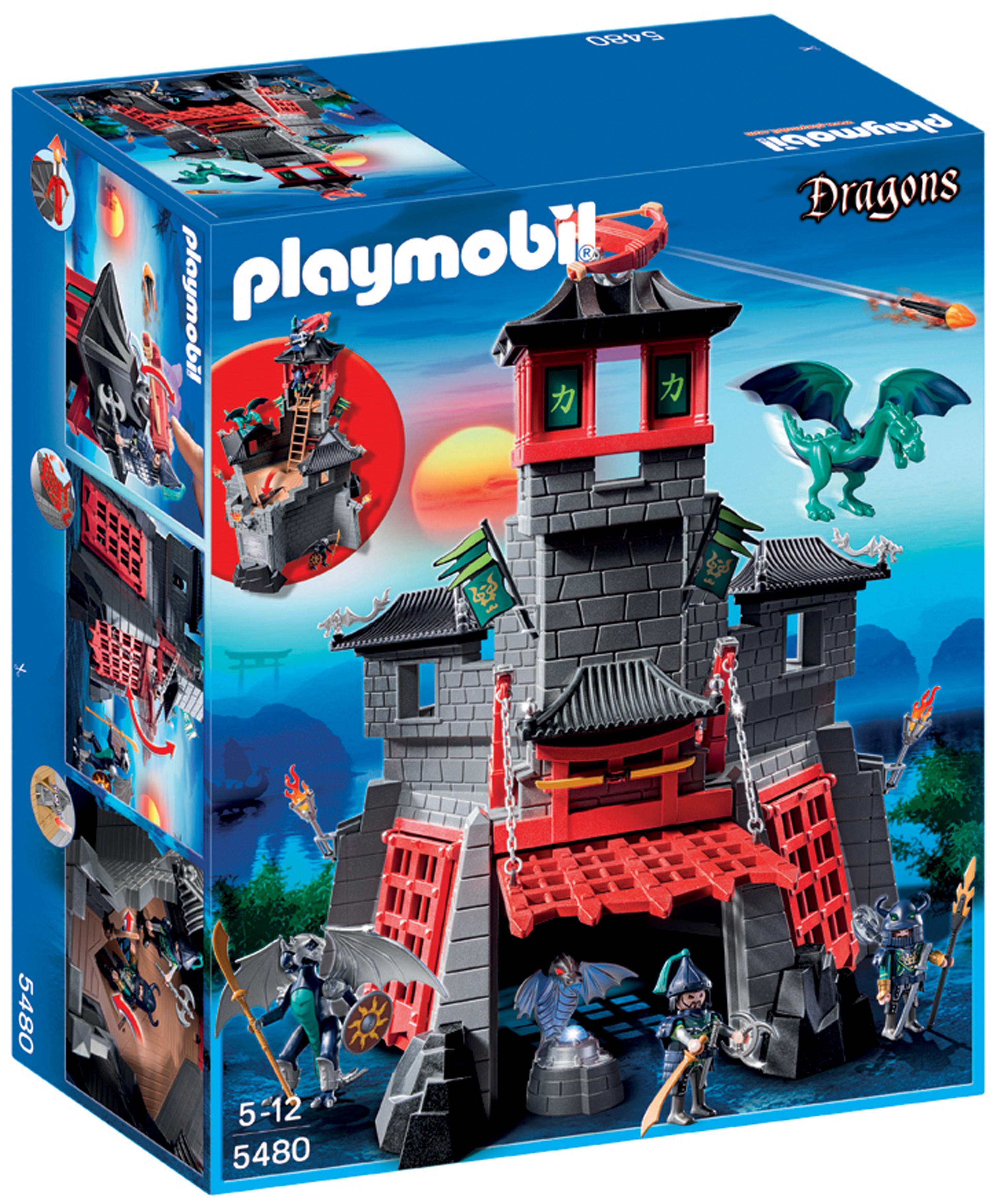 playmobil dragons lair images. Black Bedroom Furniture Sets. Home Design Ideas