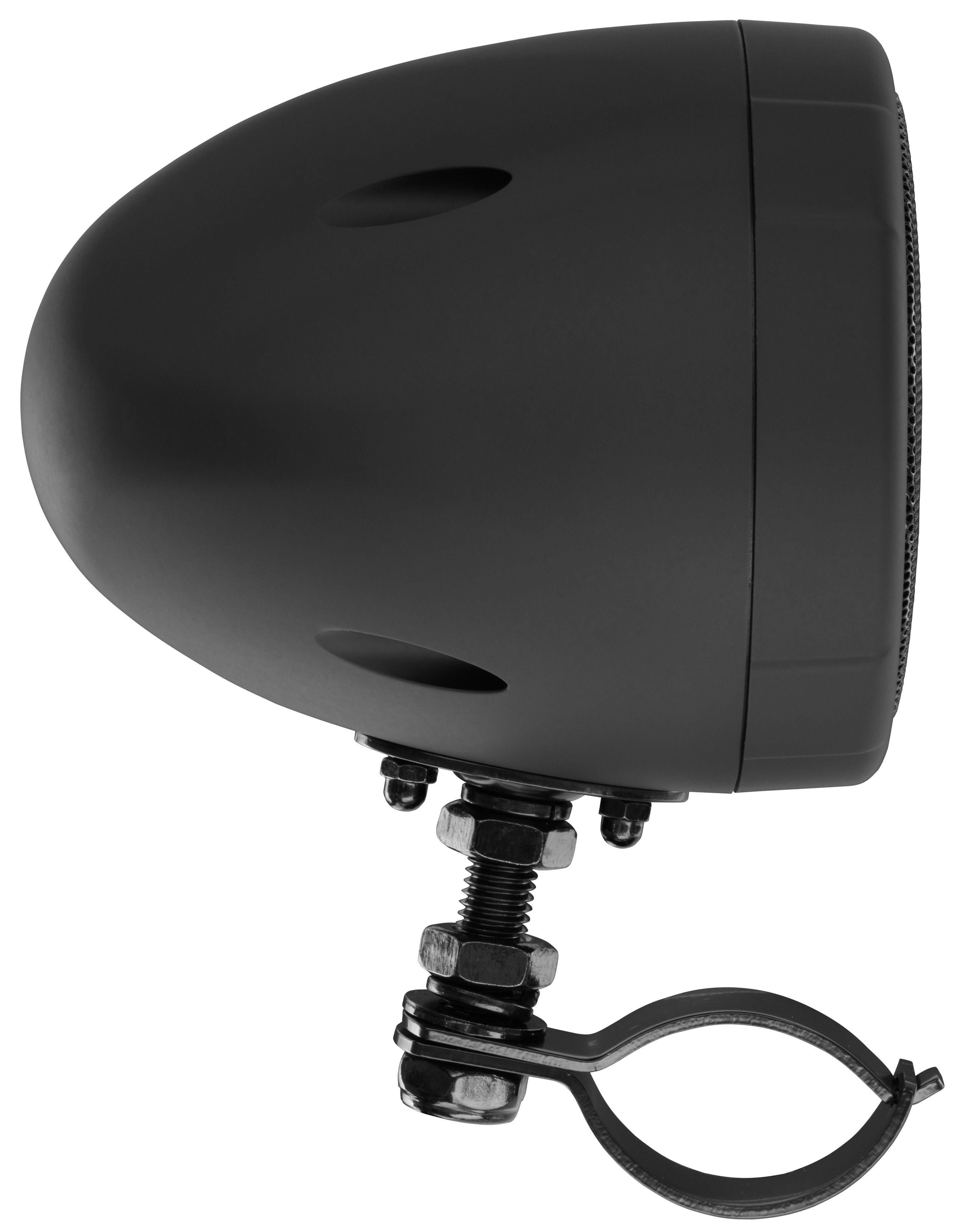 Amazon.com: BOSS AUDIO MCBK470B Black 1000 watt Motorcycle/ATV Sound System with Bluetooth Audio ...