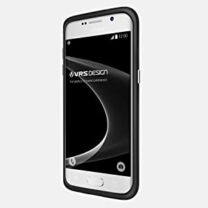 Galaxy S7 Edge Case, VRS Design Crystal Mixx Series