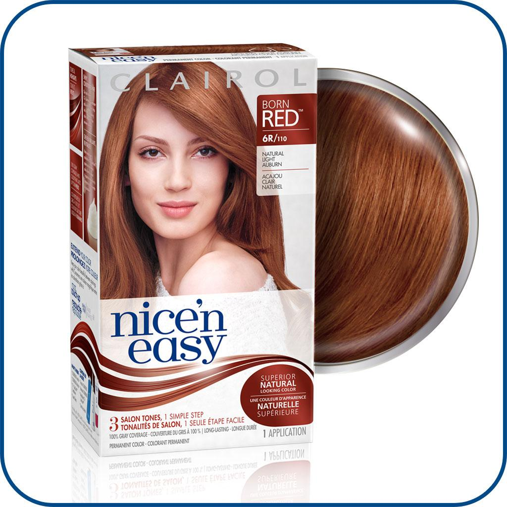 clairol nice 39 n easy hair color 110 natural. Black Bedroom Furniture Sets. Home Design Ideas