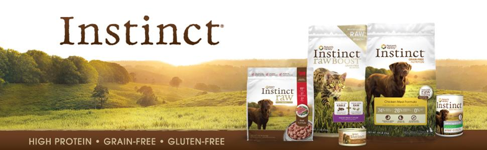 Instinct Canned Dog Food Reviews