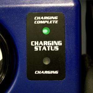 JNC, charging, automatic, LEDs