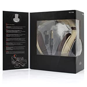 HD 598 Packaging