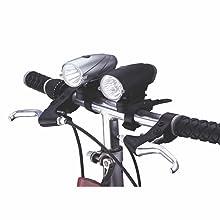 bike light and tail light