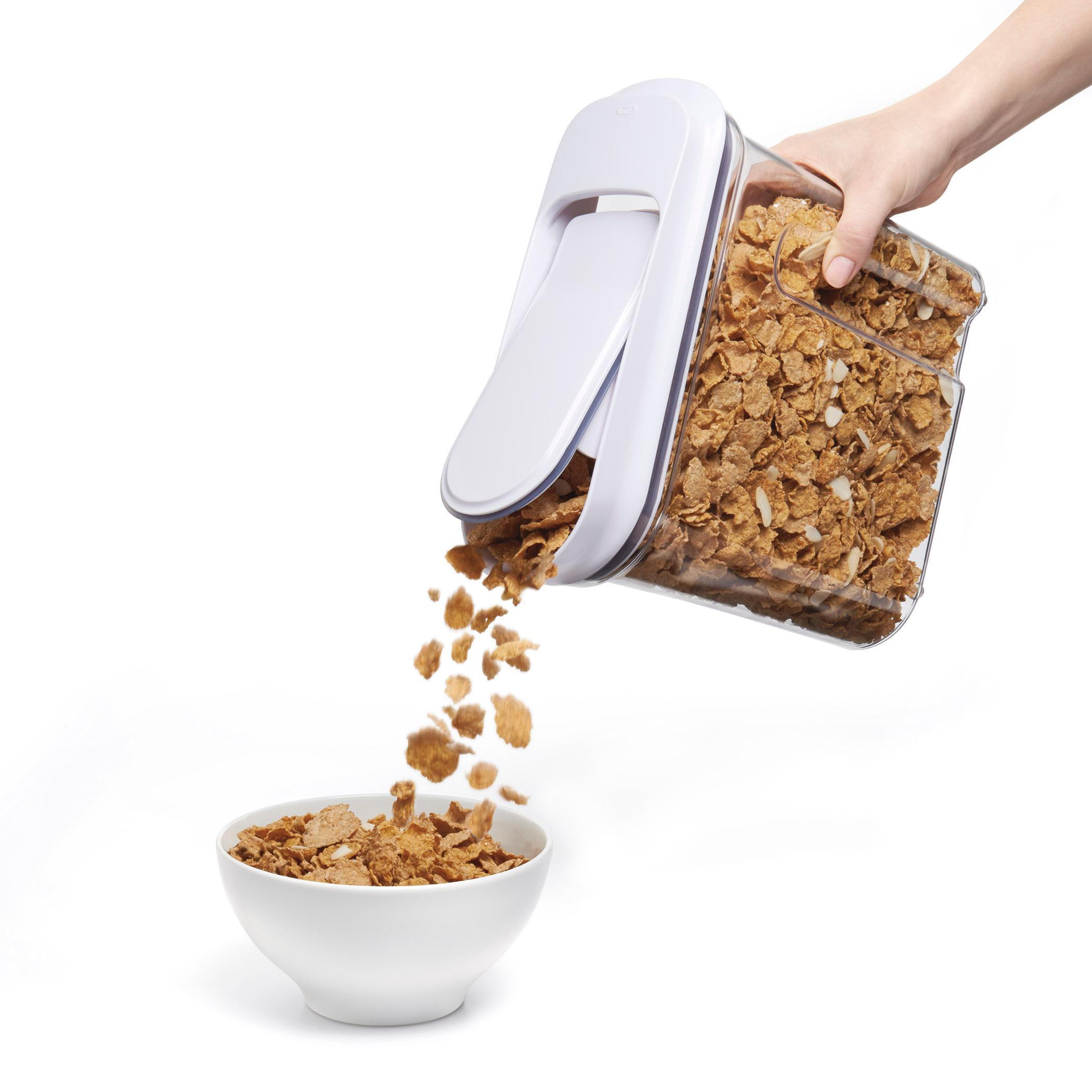 Amazon Com Oxo Pop Cereal Dispenser Medium Kitchen