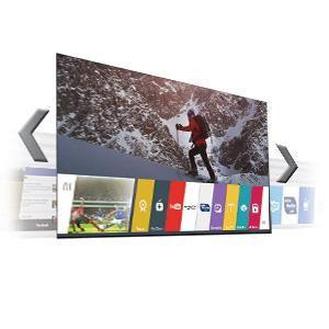 Smart TV with webOS 2.0
