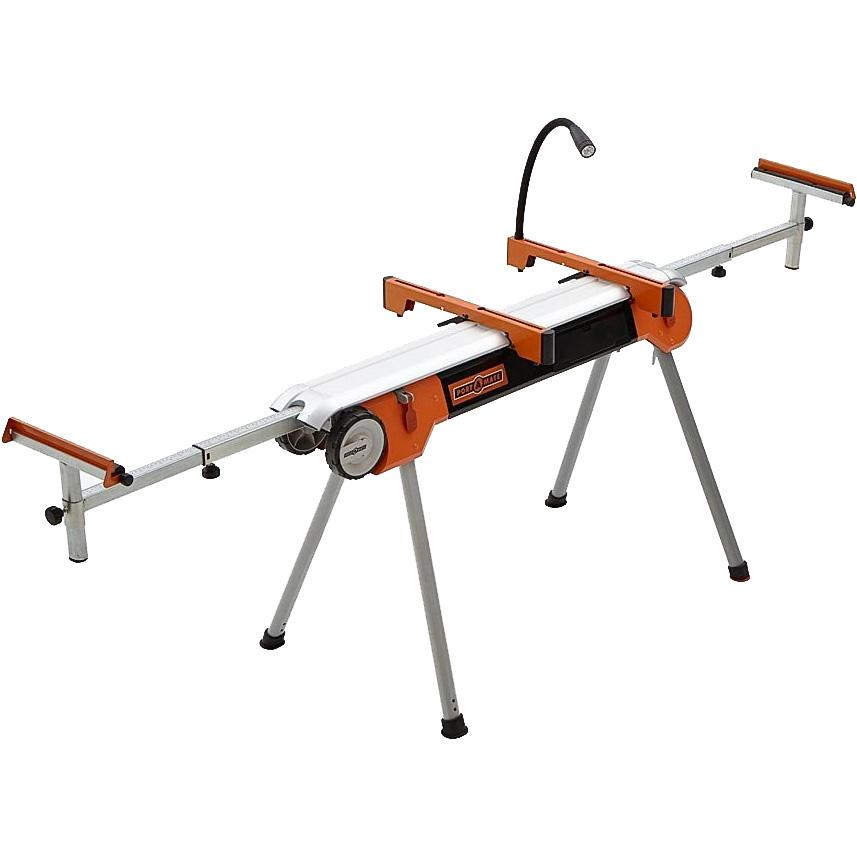 Portamate Pm 7500 Folding Miter Saw Stand With Wheels