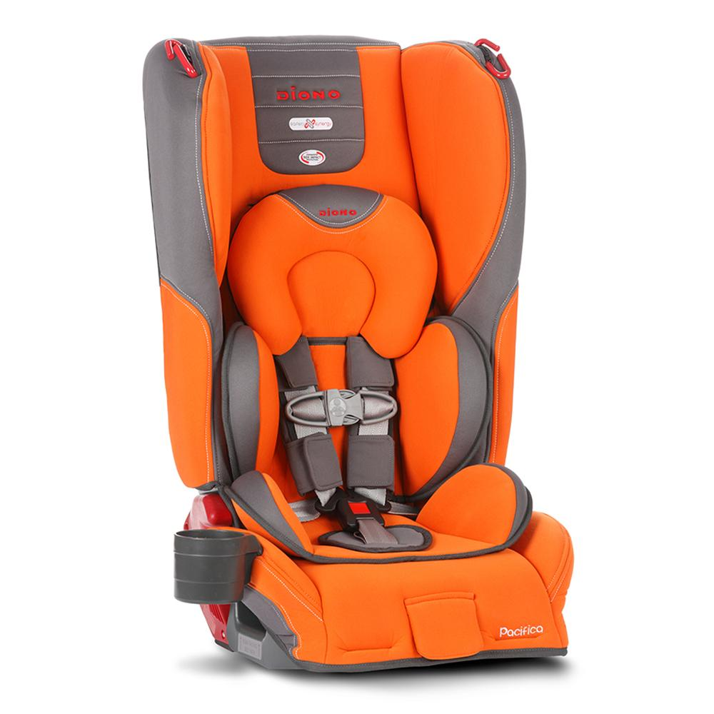 2014 diono pacifica convertible booster car seat w infant body pillow ebay. Black Bedroom Furniture Sets. Home Design Ideas