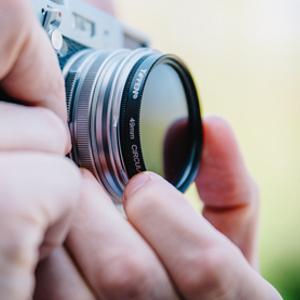 Tiffen Circular Polarizer Sunglasses for your camera