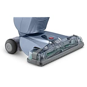 Hoover FloorMate SpinScrub with Bonus Hard Floor Wipes, FH40010B