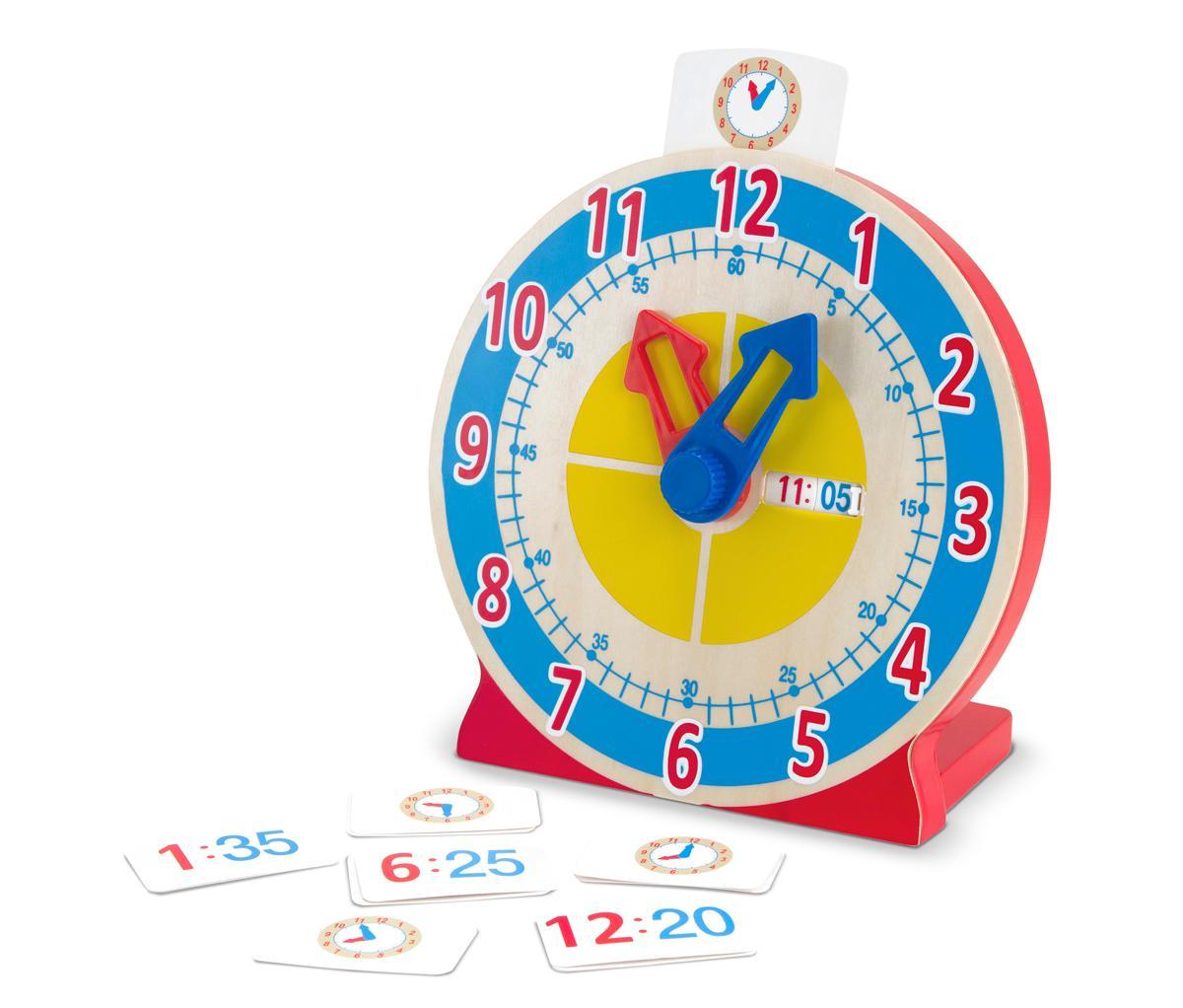 Teaching Clock | eBay