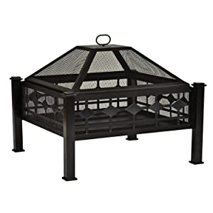 CobraCo Steel Mission Fire Pit