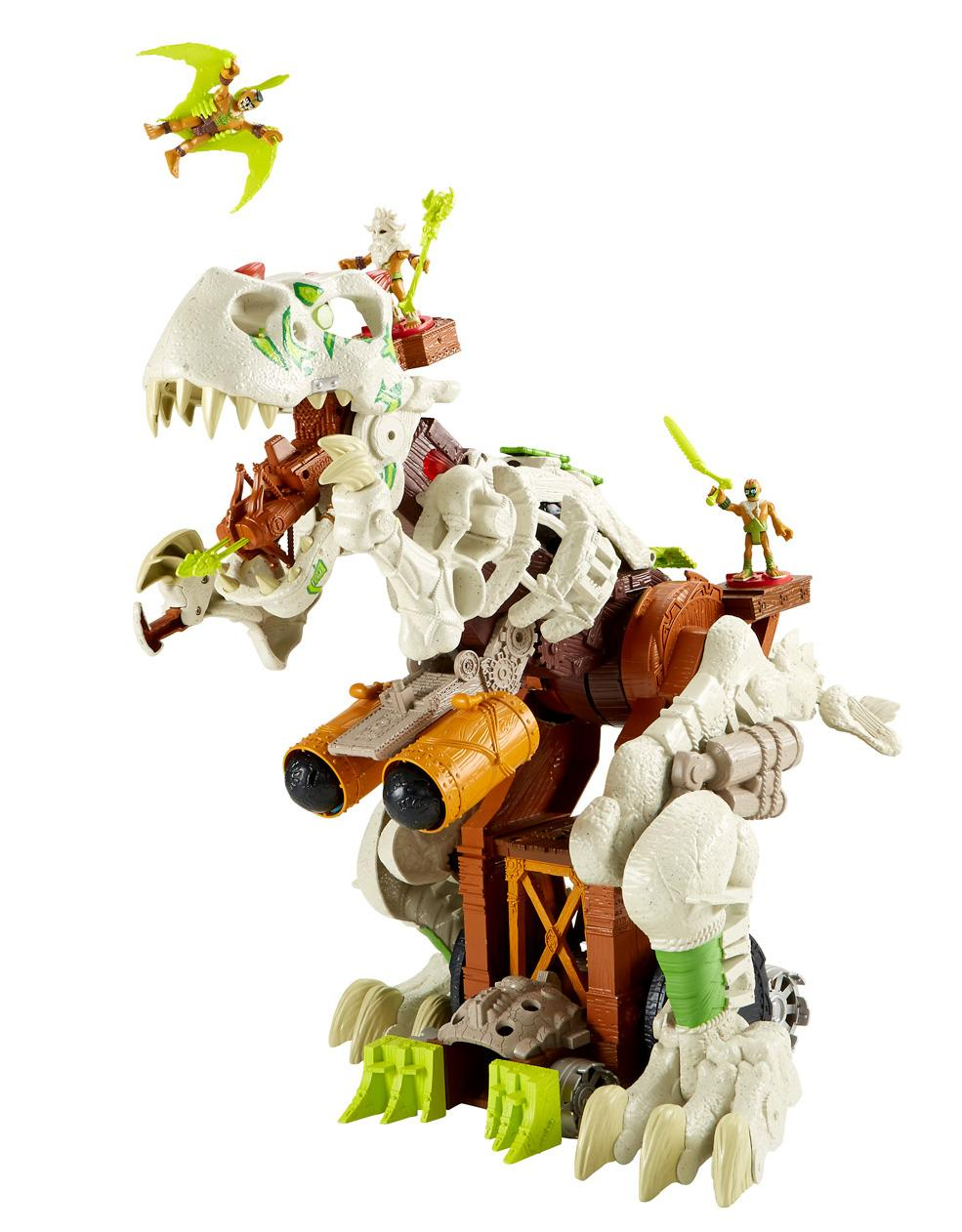 Amazon.com: Fisher-Price Imaginext Ultra T-Rex: Toys & Games