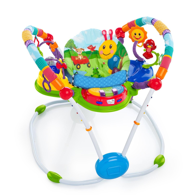 Amazon.com : Baby Einstein Activity Jumper Special Edition, Neighborhood Friends : Baby