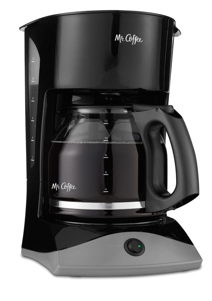 Amazon.com: Mr. Coffee SK12 12-Cup Manual Coffeemaker, White: Drip Coffeemakers: Kitchen & Dining