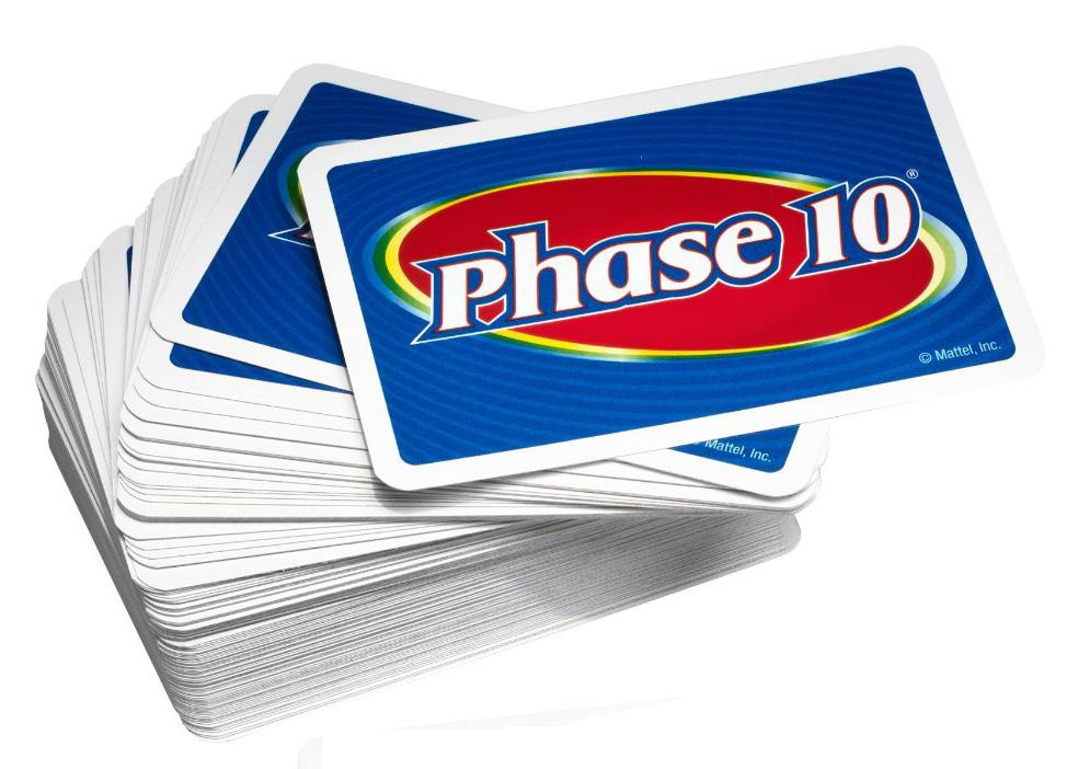phase 10 game instructions