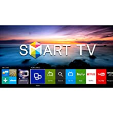 Samsung Curved Smart LED TV