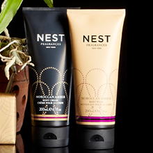 Nest Fragrance body Cream body wash
