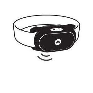 Motorola BARK200U Ultrasonic Dog Collar with 3 Levels and Vibration