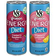 Amazon.com : V8 +Energy, Pomegranate Blueberry, 8 Ounce ...