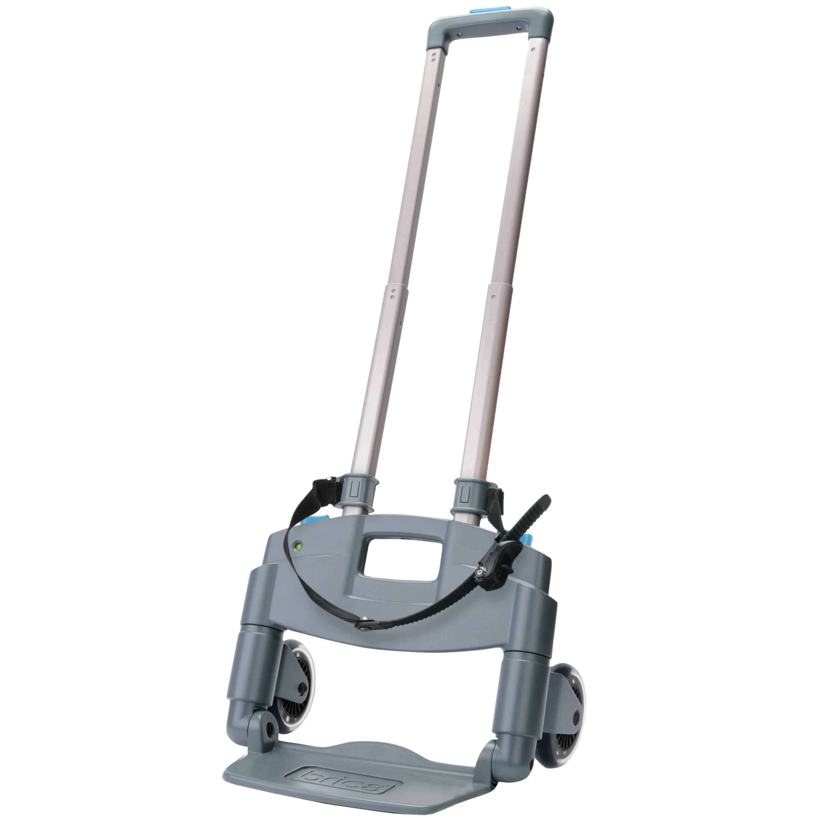 baby portable safe car seat transporter stroller infant roll n go carrier travel ebay. Black Bedroom Furniture Sets. Home Design Ideas
