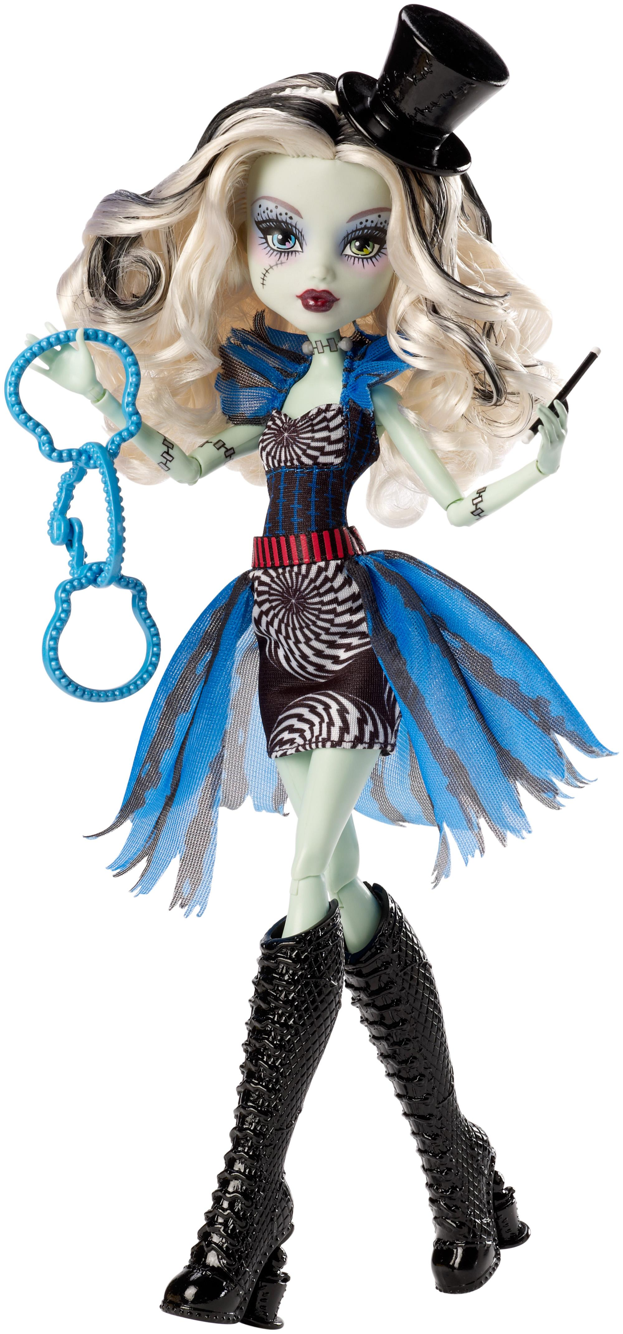 Monster High Freak du Chic Frankie Stein Doll