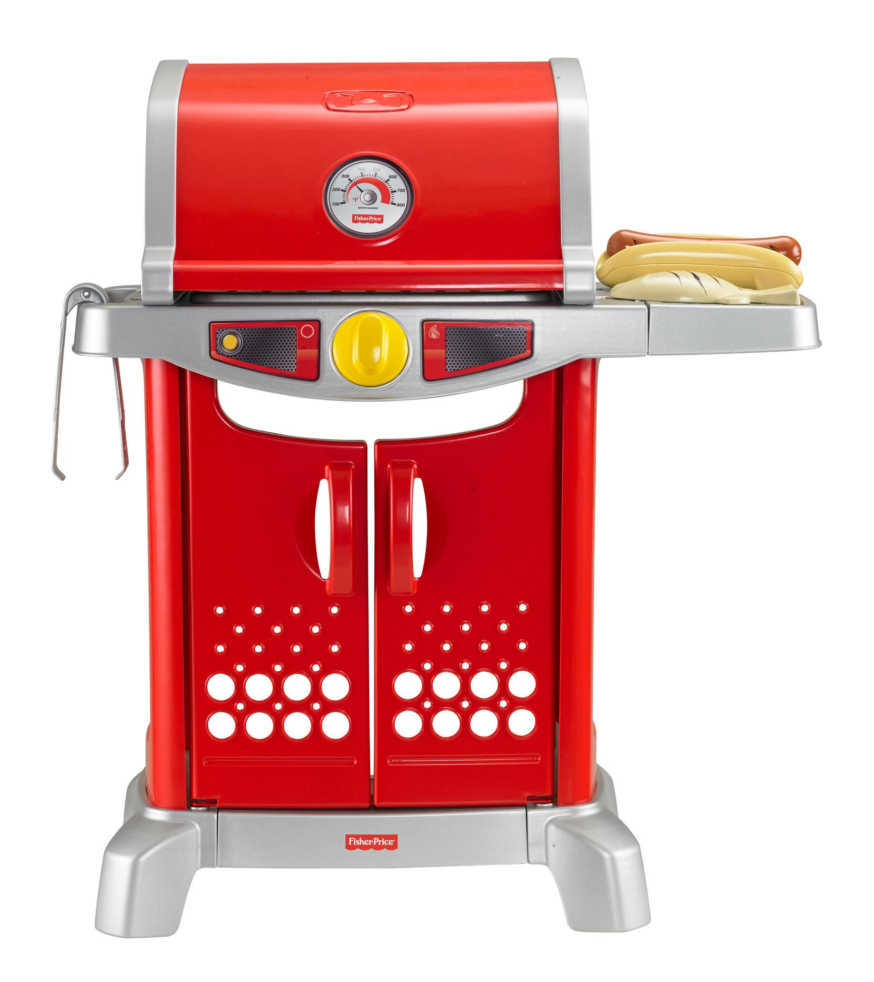 Fisher-Price Grill Playset