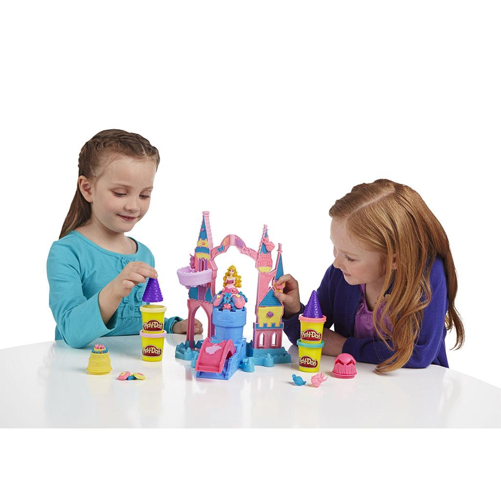 Play-Doh Mix 'n Match Magical Designs Palace Set Featuring Disney